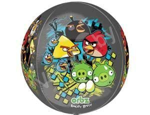 "31/3D СФЕРА 16"" Angry Birds G40"